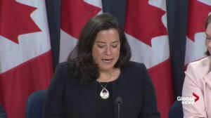 Jody Wilson-Raybould: Impaired driving is and will remain illegal